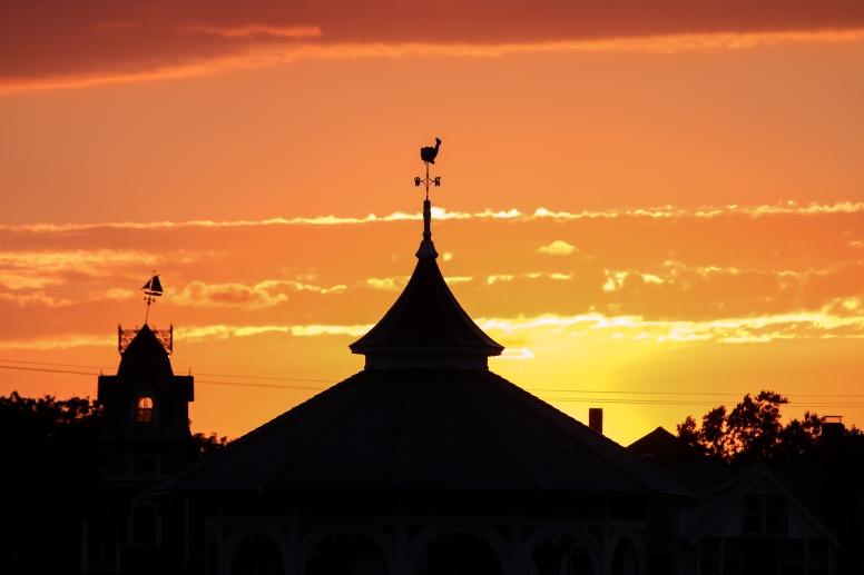 Oak Bluffs Sunset