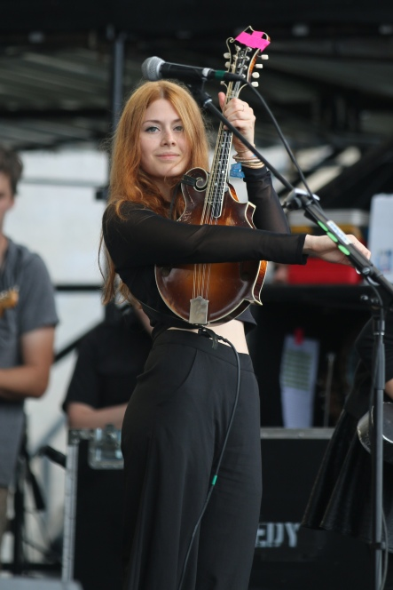 Look at my Mandolin, Midriff
