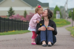 Mother's Day Kiss