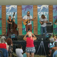 Grey Fox Bluegrass Festival 2018: A Photographer's Perspective